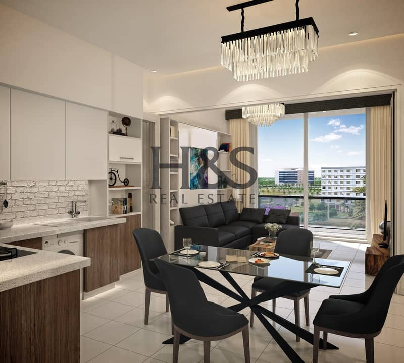 2 Community View I Stunning 1 Bed I Jewelz