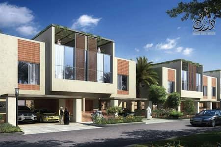 فیلا 4 غرف نوم للبيع في مدينة ميدان، دبي - luxury spacious four bedroom villa for sale in Grand Views