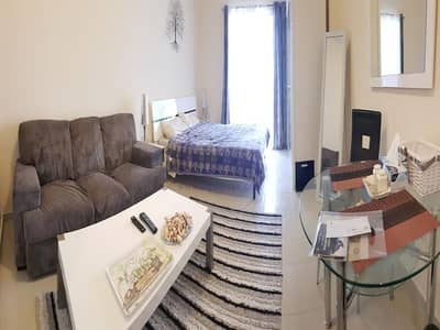 Studio for Rent in Al Hamra Village, Ras Al Khaimah - Furnished Apartment! Amazing Amenities & Facility