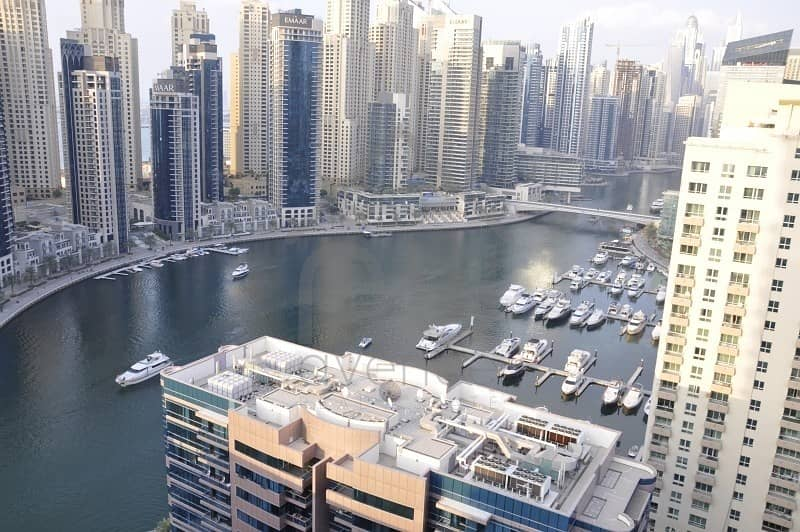 3 BR + Maid | Full Marina View