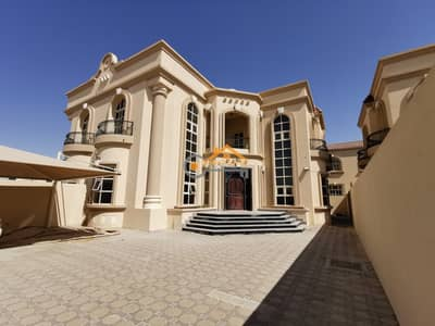 5 Bedroom Villa for Rent in Mohammed Bin Zayed City, Abu Dhabi - Separate 5 B/R Villa with Private Front Yard ## MBZ City