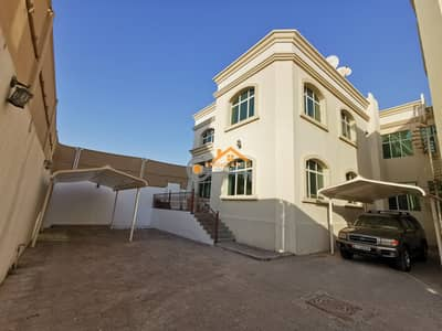 4 Bedroom Villa for Rent in Mohammed Bin Zayed City, Abu Dhabi - Nice 4 Master B/R Villa in compound is available ## MBZ City