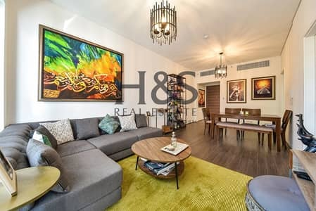 1 Bedroom Apartment for Rent in Al Sufouh, Dubai - Unfurnished Apt W/ Balcony I Ready to Move In