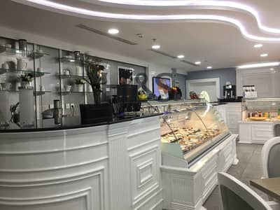 Shop for Sale in Jumeirah Lake Towers (JLT), Dubai - Ready Fully Furnished Shop for Restaurant I Chiller Free
