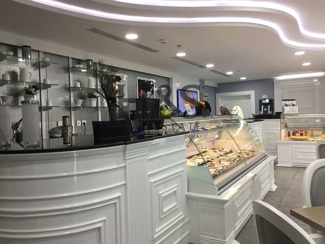 Ready Fully Furnished Shop for Restaurant I Chiller Free