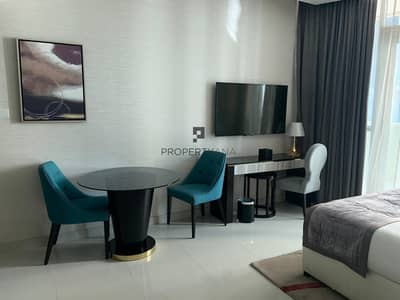 Studio for Rent in Downtown Dubai, Dubai - Furnished Studio |Best Price | Beautiful View