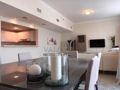 شقة 2 غرفة نوم للايجار في جميرا بيتش ريزيدنس، دبي - PANORAMIC SEA VIEW | HIGH FLOOR|  FREE  ONE MONTH EXTRA RENT