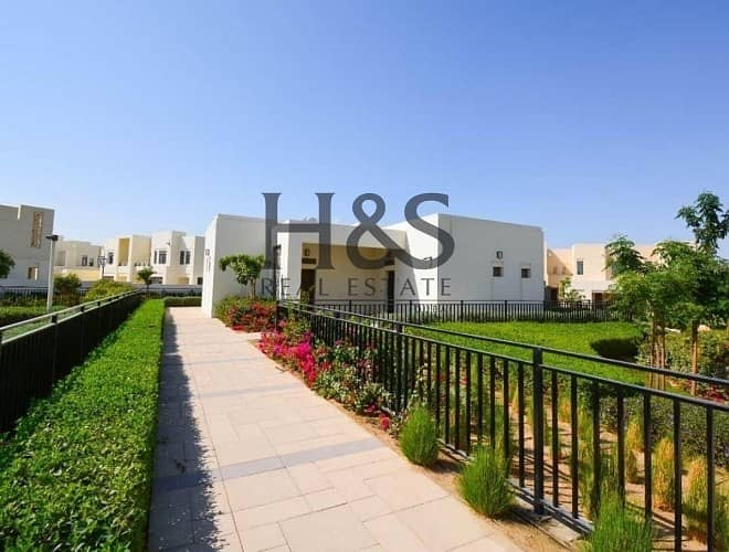 Brand New 3 Beds + Maid I Private Garden I Mira Oasis