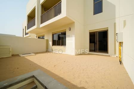 3 Bedroom Townhouse for Rent in Town Square, Dubai - Remarkable Type 2 Back to Back- Exclusive