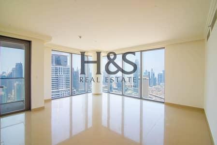 2 Bedroom Flat for Rent in Downtown Dubai, Dubai - Brand New I High Floor I  Chiller Free