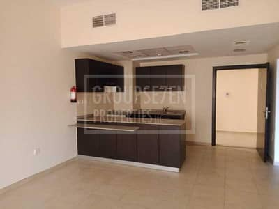 1 Bedroom Flat for Rent in Remraam, Dubai - Cheapest 1 Bed Apartment for rent in Remraam