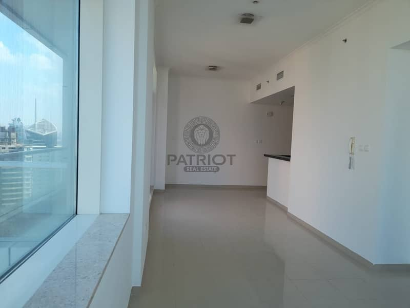 2 Full sea view / marina view / Palm  view unfurnished apartment for rent in Dubai Marina