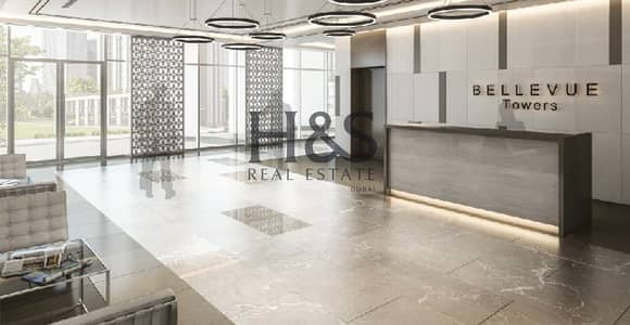 3 Bedroom Flat for Sale in Downtown Dubai, Dubai - Brand New I Spacious 3 Beds + Maid @ Bellevue Towers