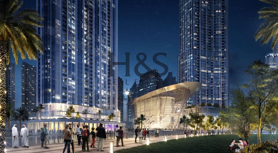 22 Burj Khalifa & Fountain View | Best Deal on the Market