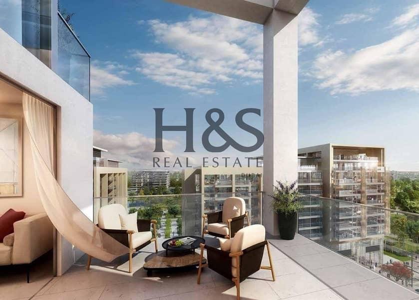 2 Nature Living | Luxury 2 Beds @ Dubai Hills