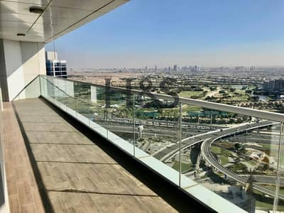 فلیٹ 3 غرف نوم للايجار في دبي مارينا، دبي - Unobstructed Views | Upgraded Flooring | Available Now