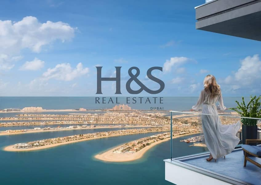 2 Waterfront Living | 3 Beds @ Emaar Beachfront