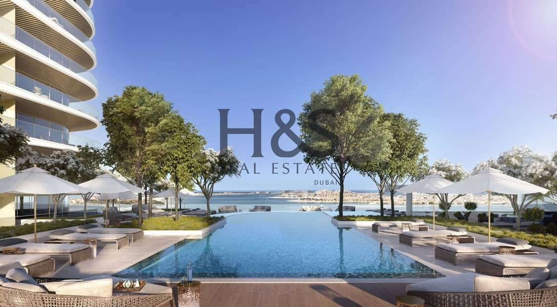 10 Waterfront Living | 3 Beds @ Emaar Beachfront