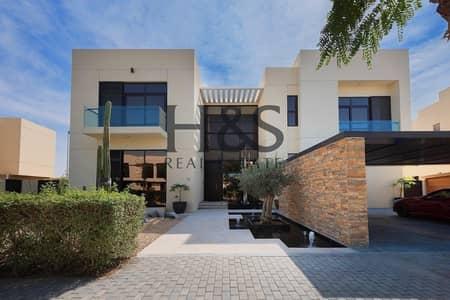 فیلا 5 غرف نوم للبيع في داماك هيلز (أكويا من داماك)، دبي - Limited Offer I Fully Furnished 5 Beds I Golf Course View