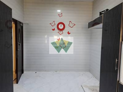 فلیٹ 3 غرف نوم للايجار في الشوامخ، أبوظبي - Brand new luxury 3bhk apt with maid room ground floor