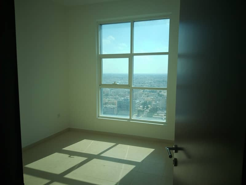 Central AC Free Bed Room Apartment Available For Rent In City Tower Open View With Parking