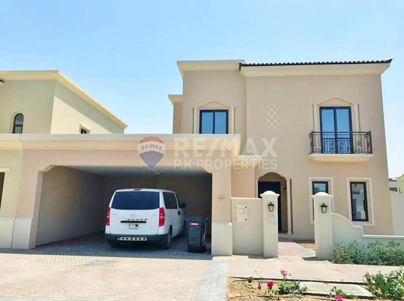 Corner Plot | Type 5 | 5 Bed | Near Pool and Park