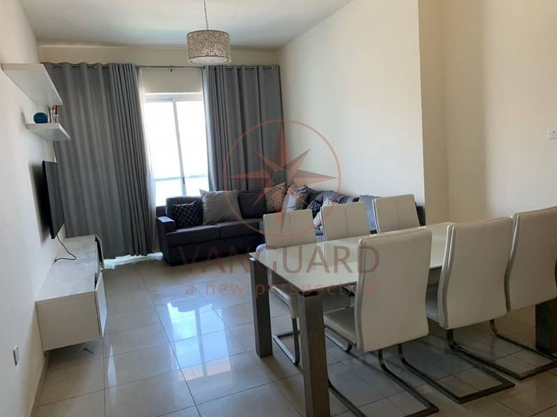 Unfurnished 1 Bedroom with Marina View in JLT