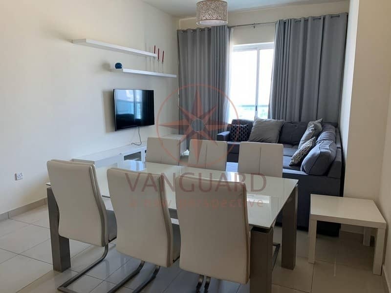 2 Unfurnished 1 Bedroom with Marina View in JLT