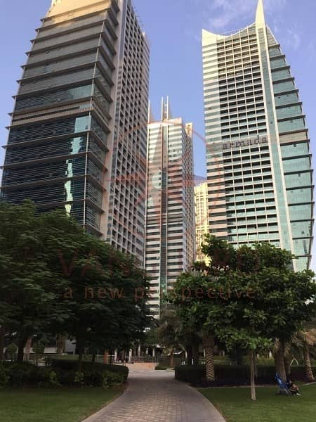 8 Unfurnished 1 Bedroom with Marina View in JLT