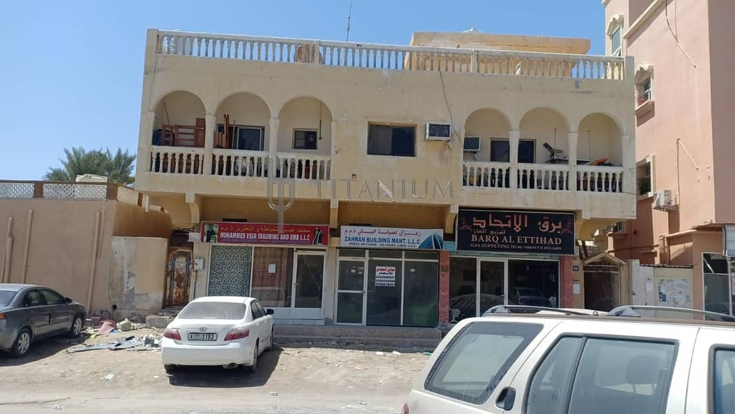 G+1 Small Building for Sale in Al Bustan