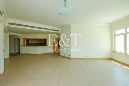 3 Bedroom Flat for Rent in Palm Jumeirah, Dubai - Large 3 Bedroom | C Type | Well Maintained | PJ