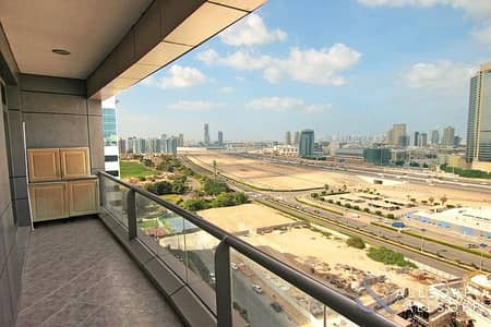 1 Bedroom Apartment for Rent in Dubai Sports City, Dubai - Fully Furnished | 1 Bed |  Large Bedroom