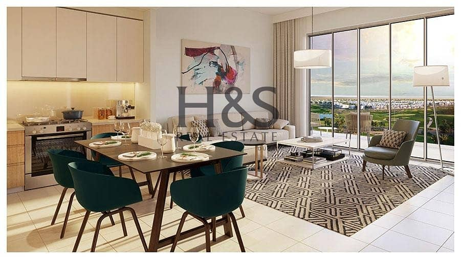 2 Cozy Apartment | Amazing 1 Bed | Emaar South