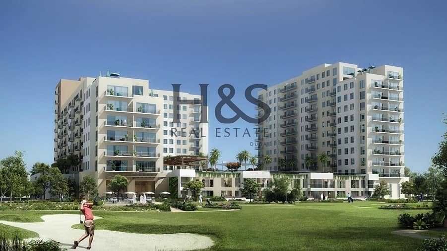 10 Cozy Apartment | Amazing 1 Bed | Emaar South