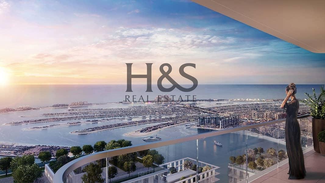 2 Flexible Payment Plan | Stunning view | Marina Vista