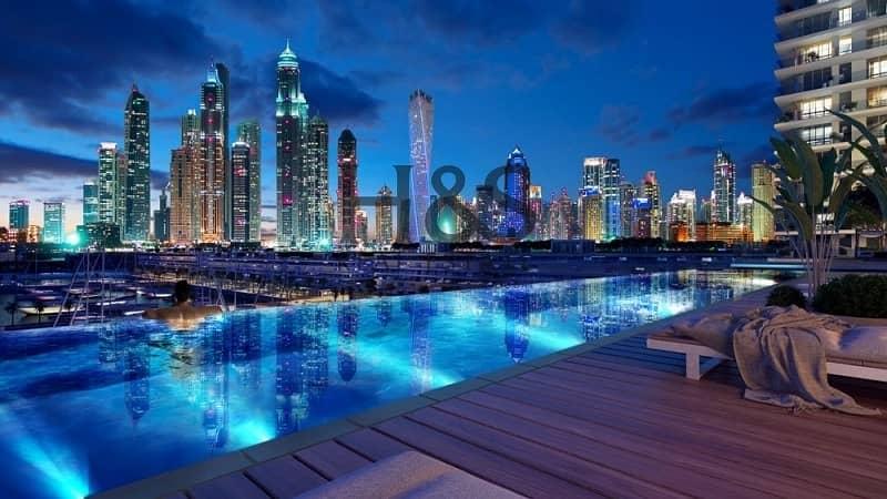 Splendid Views | 2 Beds | Emaar Bechfront