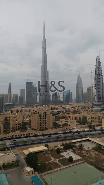 Stunning 3 BR + Maid I Burj Khalifa View I Downtown