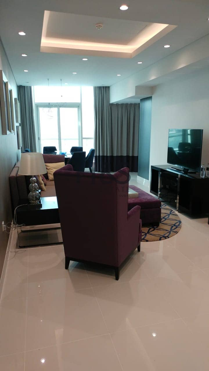 2 Stunning 3 BR + Maid I Burj Khalifa View I Downtown