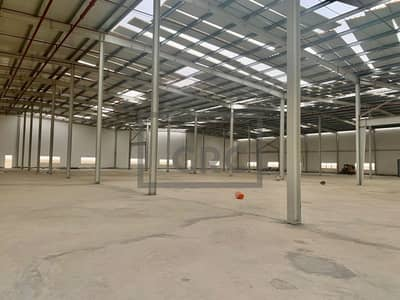 Warehouse for Sale in Technology Park, Dubai - 90% completed | Best value | 137K sq.ft. plot area