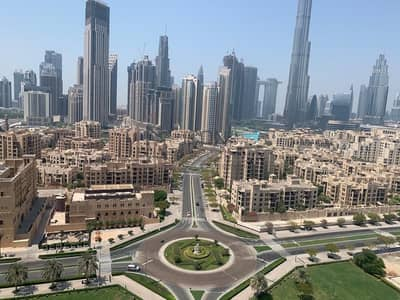 2 Bedroom Flat for Rent in Downtown Dubai, Dubai - Burj Khalifa View | 2 Bedrooms | Fully Furnished | Spacious & Bright | Well Maintained |