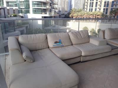 شقة 3 غرف نوم للايجار في دبي مارينا، دبي - Furnished | Huge 3Br+ Storage |  Chiller Free