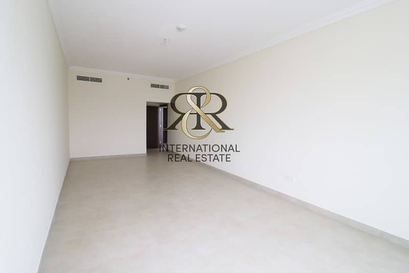 2 Spacious 1 Bedroom with Balcony | Highly Maintained