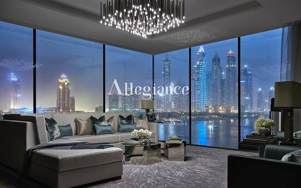 12 ASK FOR PRICE | 360 views of The Palm Jumeirah