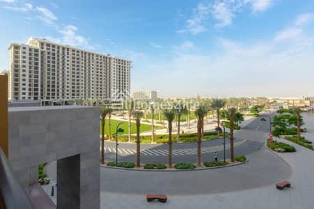 شقة 2 غرفة نوم للبيع في تاون سكوير، دبي - Main Square View | Ready To Move In | Brand New Apartment
