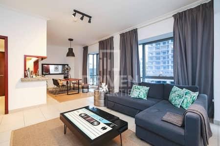 شقة 1 غرفة نوم للبيع في وسط مدينة دبي، دبي - Fully Upgraded Apt with Negotiable Price