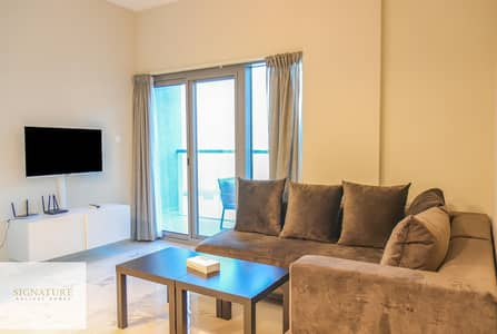 2 Bedroom Apartment for Rent in Dubai South, Dubai - Amazing 2 BHK in MAG 510 | Fully Furnished | No Commission!!