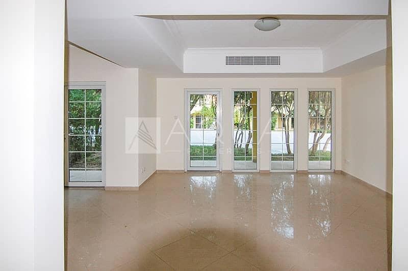 2 2 BR Villa | Separate Maid's room | Private Garden