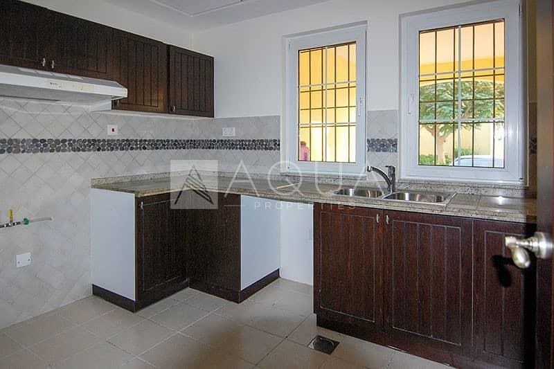30 2 BR Villa | Separate Maid's room | Private Garden