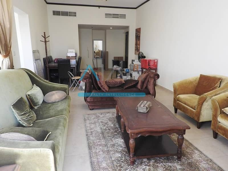 Fully Furnished Chiller Free Huge 3BHK With Amazing View