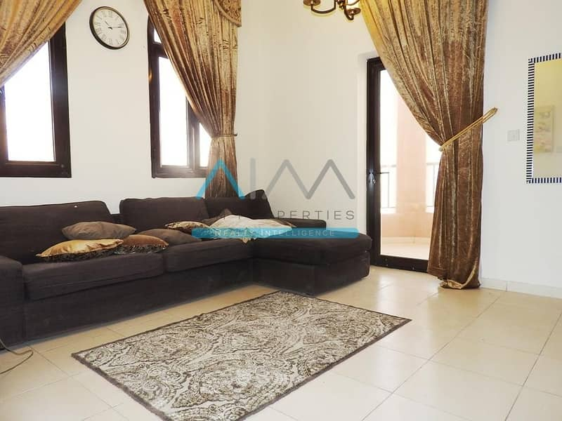 2 Fully Furnished Chiller Free Huge 3BHK With Amazing View